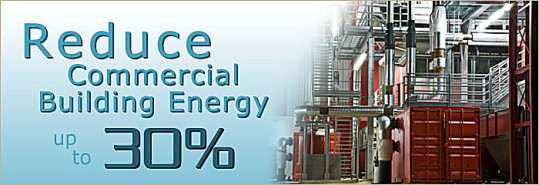 Reduce Commercial Building Energy up to 30%